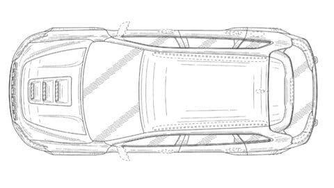 Jeep Cherokee Deserthawk brevetto