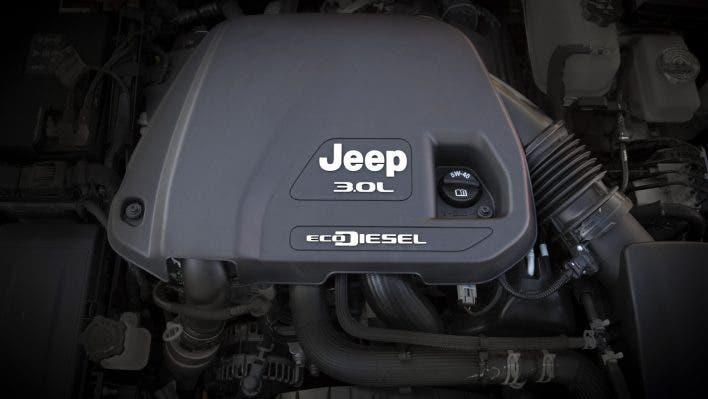 Jeep EcoDiesel V6