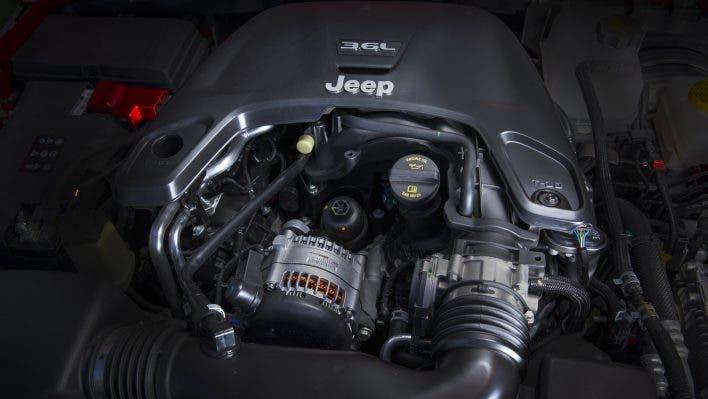 Jeep Pentastar V6