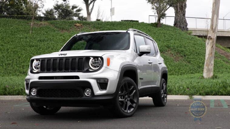 Jeep Renegade 2020 KBB