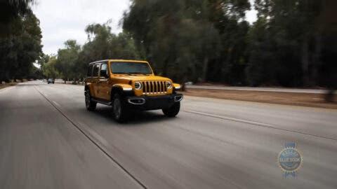 Jeep Wrangler 2019 KBB