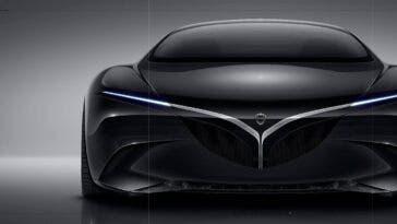 Lancia Aurelia B20 Coupé Tributo 2020 render
