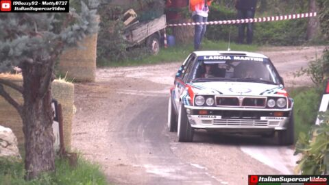 Lancia Delta HF Integrale 16v Gruppo 4 Rally Legend