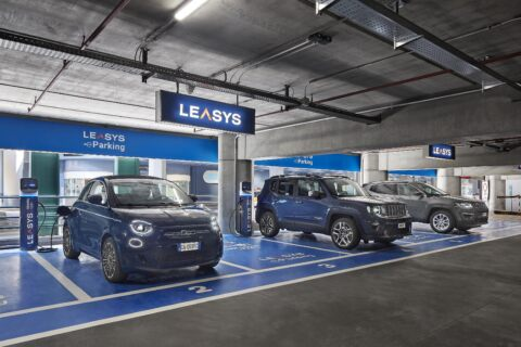 Leasys Mobility Store Torino