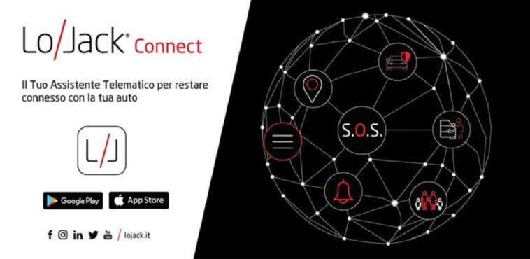 LoJack Connect app