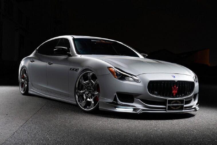 Maserati Quattroporte Wald International
