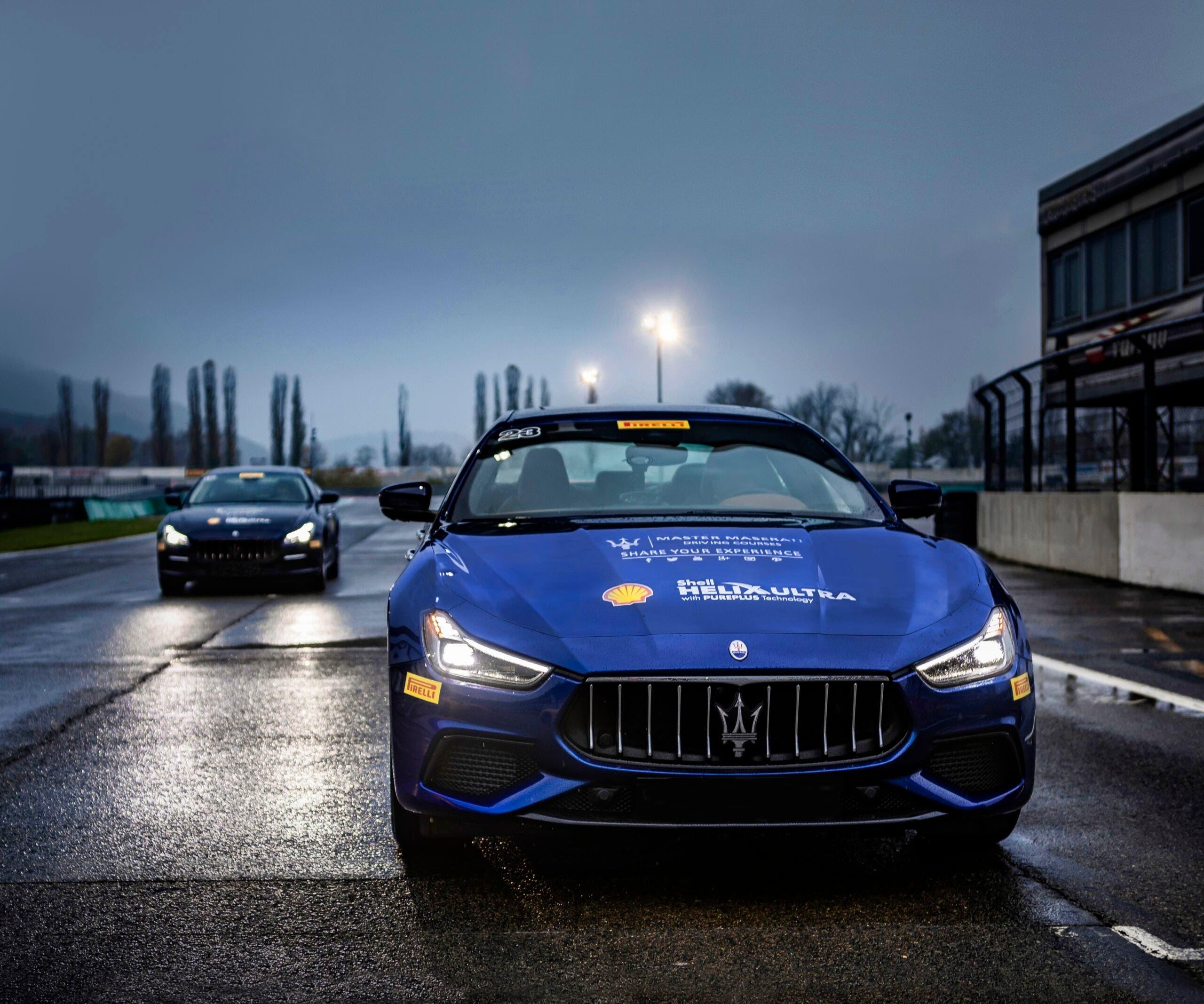 Master Maserati 2020
