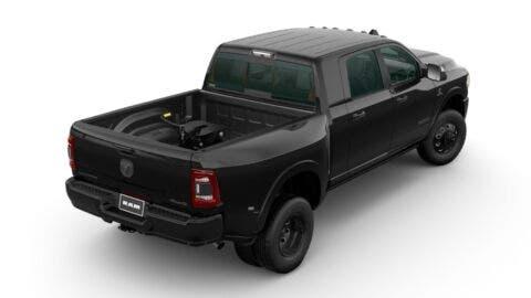 Ram HD Limited Black 2020