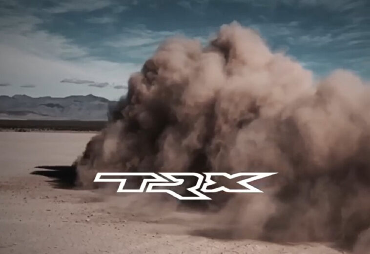 Ram Rebel TRX teaser