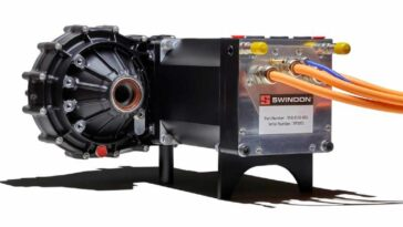 Swindon Powertrain motore elettrico