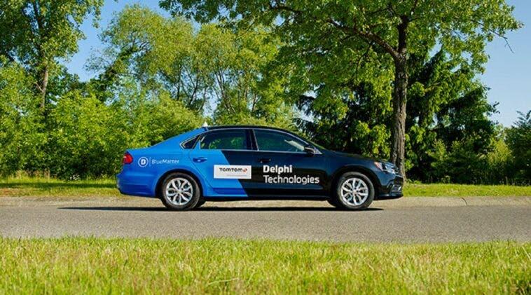 TomTom e Delphi Technologies risparmio carburante