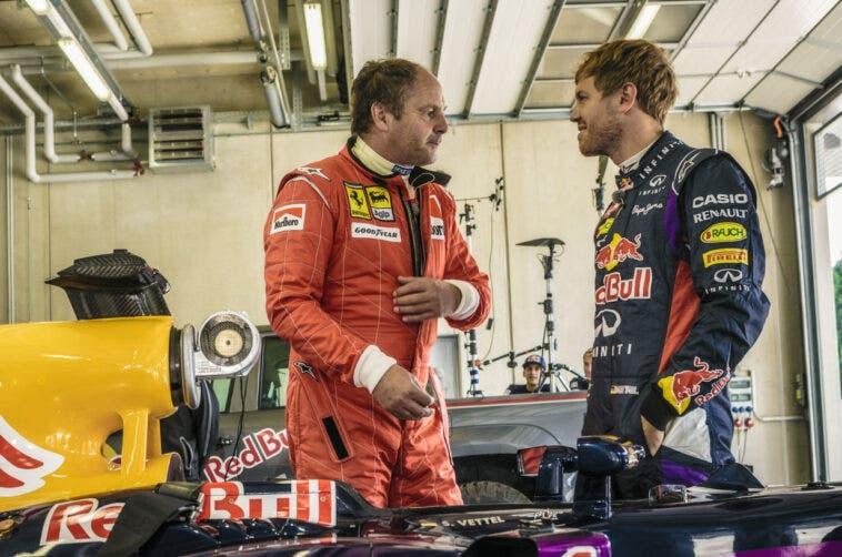 Ferrari come Mercedes: test privato anche per la rossa