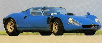 Alfa Romeo 33 Stradale Blu - 3