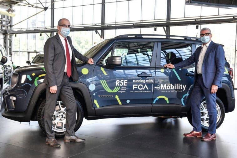 e-Mobility FCA