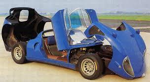 Alfa Romeo 33 Stradale Blu - 4