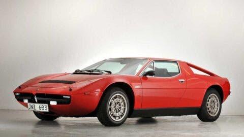 Maserati Merak 3