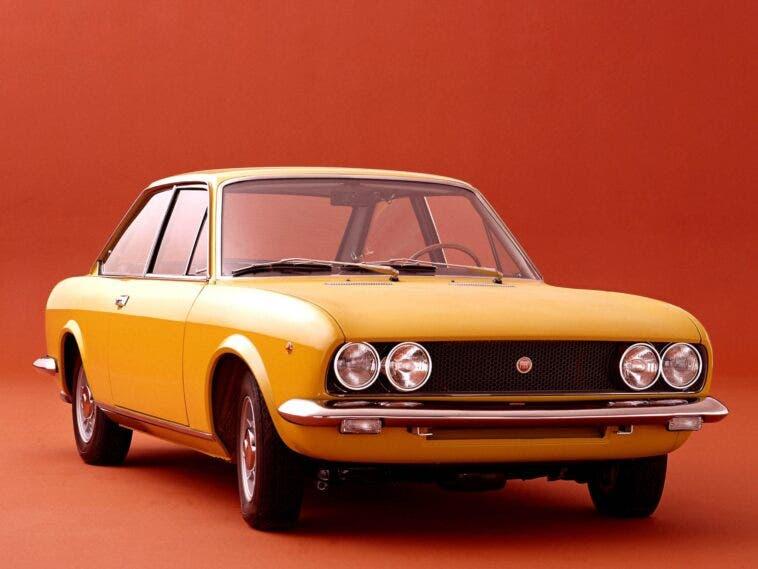 Fiat 124 Sport Coupé 5