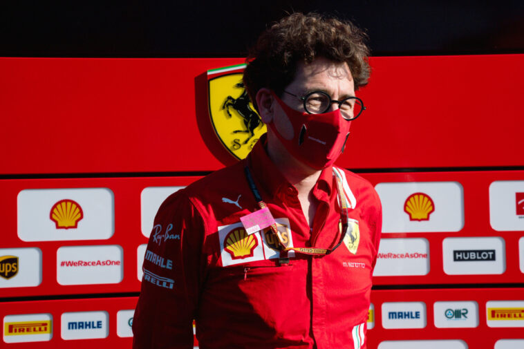 F1: Ungheria; Binotto