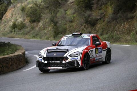 Abarth Rally Cup