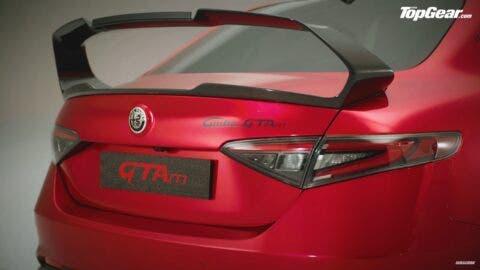 Alfa Romeo Giulia GTAm Top Gear