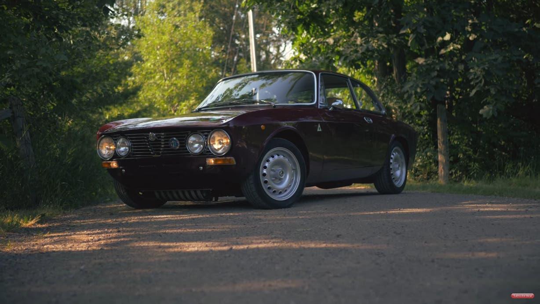 Alfa Romeo Giulia Quadrifoglio 2020 e 2000 GTV Throttle House