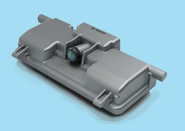 Bosch MPC3 telecamera