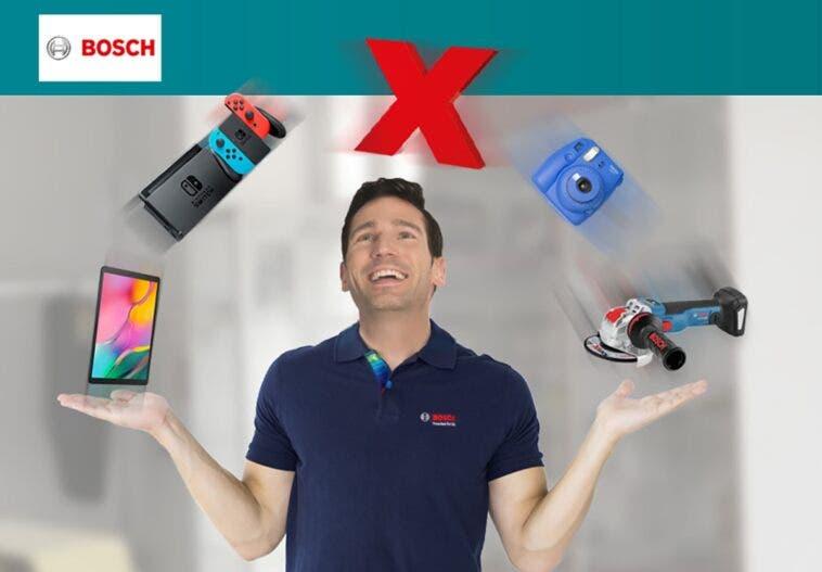 Bosch eXtra Ricambisti