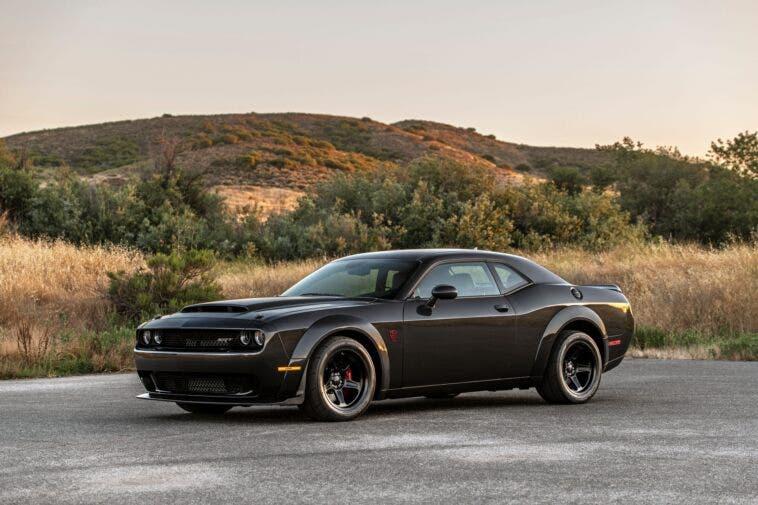 Dodge Challenger SRT Demon SpeedKore asta