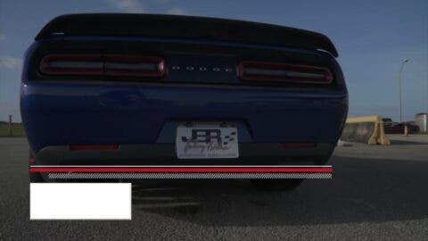 Dodge Challenger SRT Hellcat Redeye velocità massima