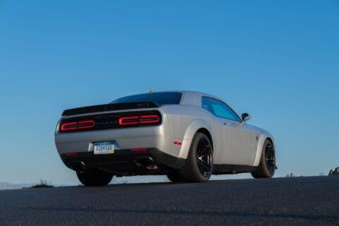 Dodge Challenger SRT Super Stock