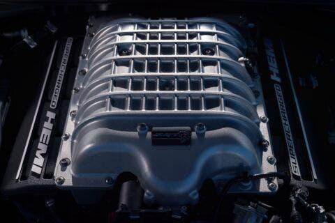 Challenger SRT Super Stock