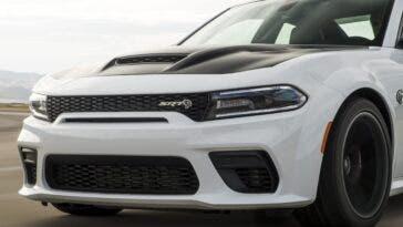 Dodge Charger SRT Hellcat 2021