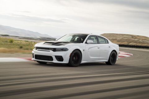 Dodge Charger SRT Hellcat Redeye