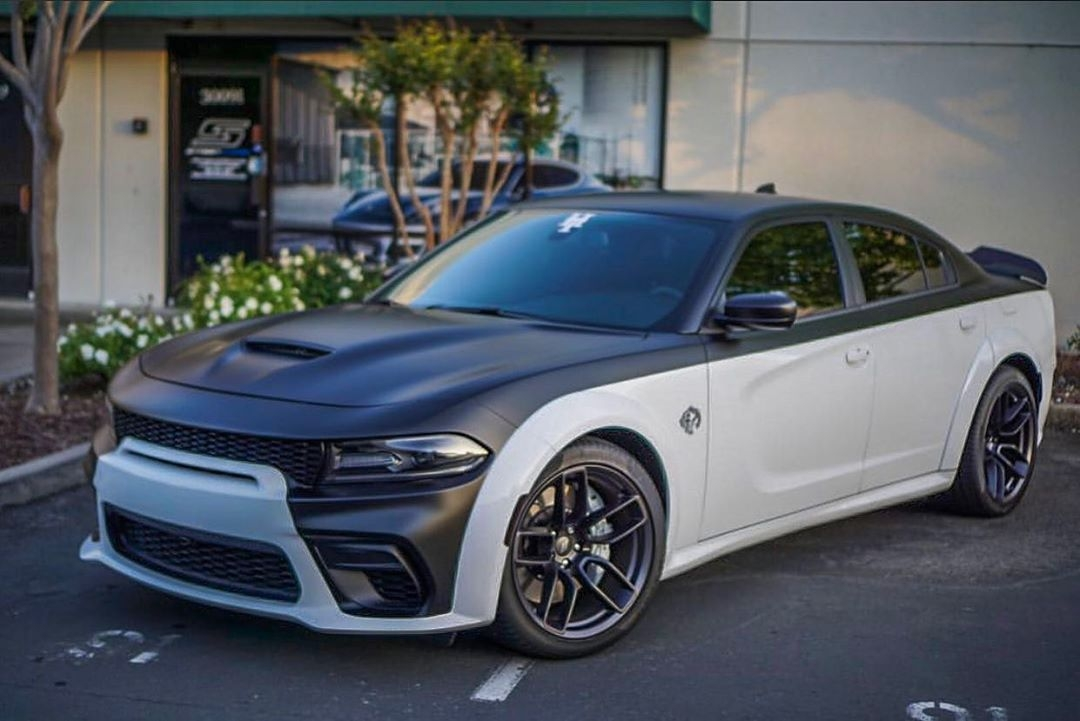 Dodge Charger Scat Pack Widebody panda