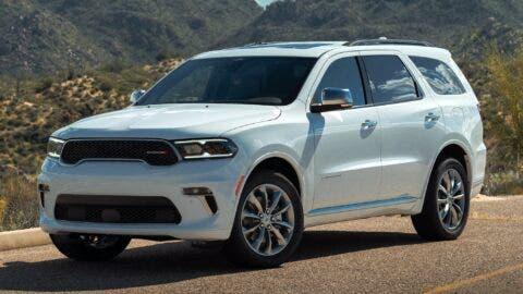 Dodge Durango Citadel 2021
