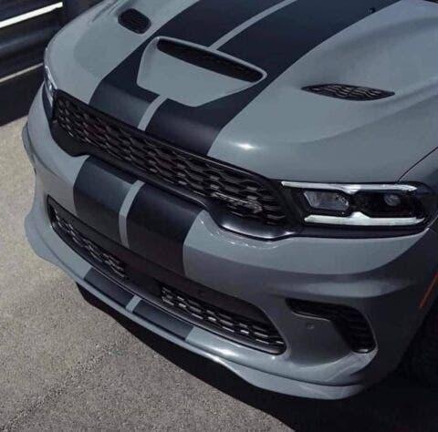 Dodge Durango SRT Hellcat foto media