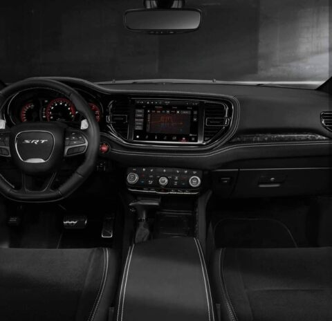 Dodge Durango SRT Hellcat foto media