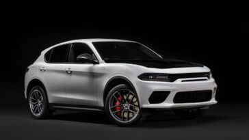 Dodge Journey SRT SUV render
