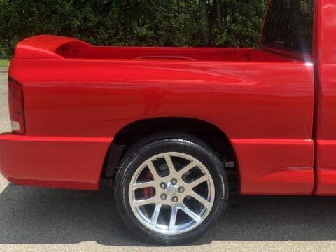 Dodge Ram SRT-10 2004 asta