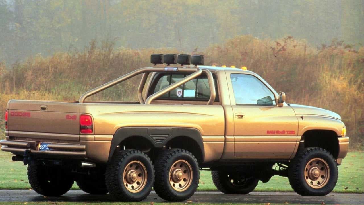 Dodge T-Rex 6x6 concept