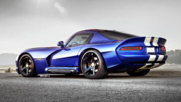Dodge Viper 2021 TheSketchMonkey