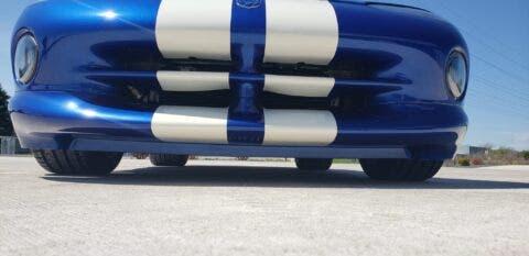 Dodge Viper GTS 1996 60 km asta