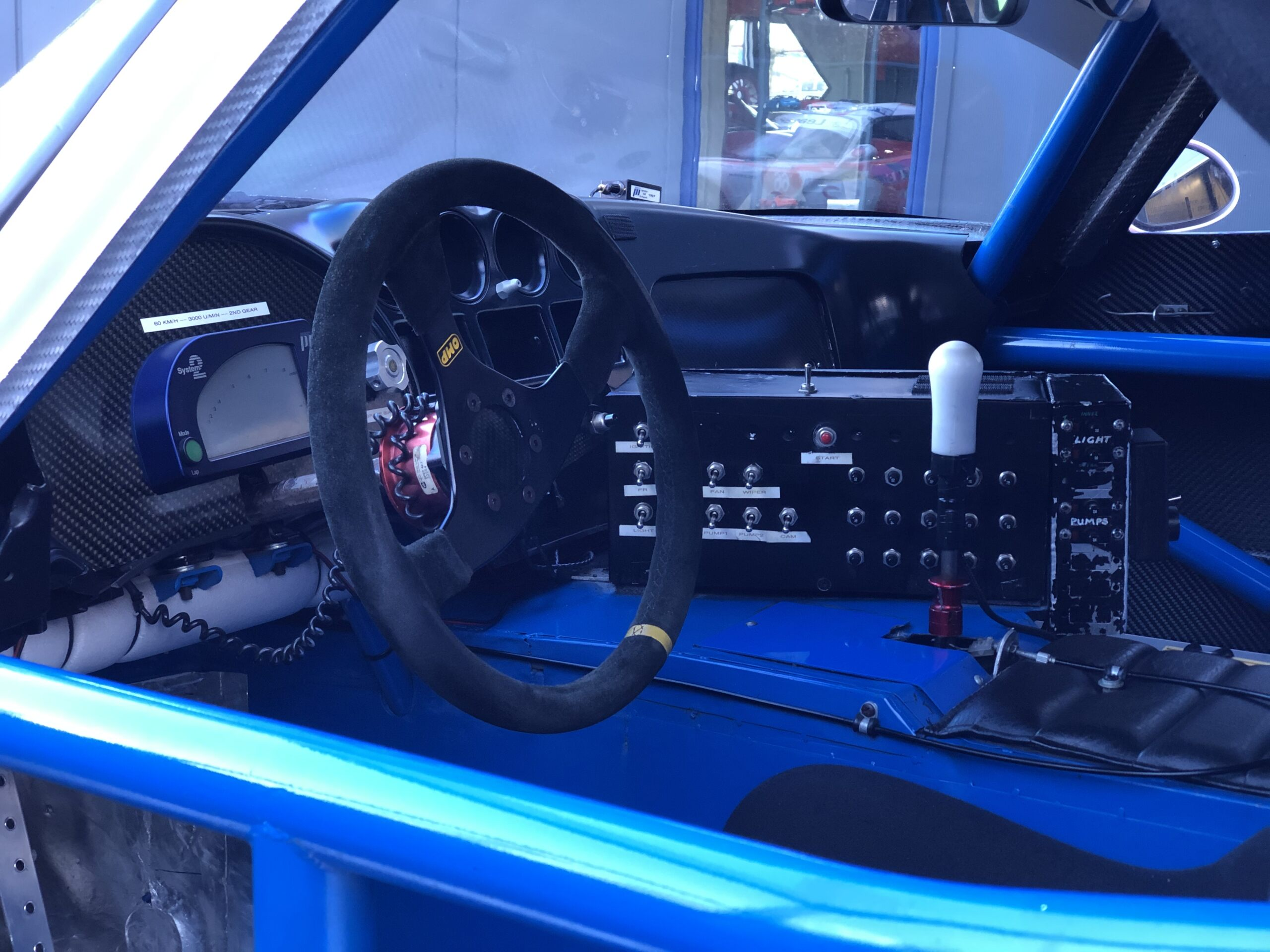 Dodge Viper GTS-R GT1 Oreca