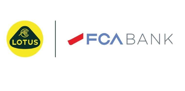 FCA Bank e Lotus