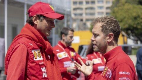 Elkann Vettel