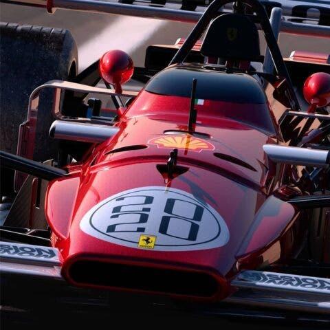 Ferrari 312B Tribute