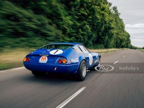 Ferrari 365 GTB/4 Daytona Independent Competizione asta