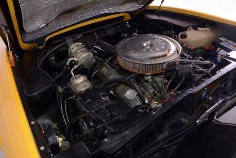 Ferrari 365 GTS/4 Daytona replica