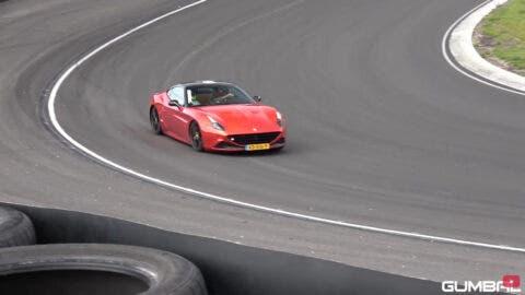 Ferrari California T scarico Novitec