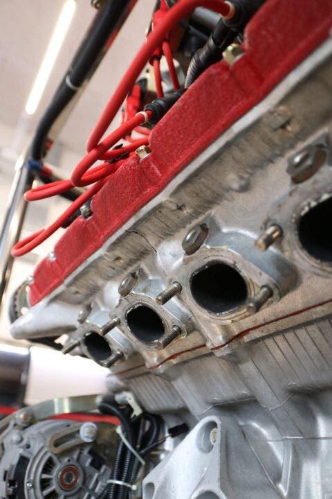 Ferrari F40 motore V8 biturbo vendita